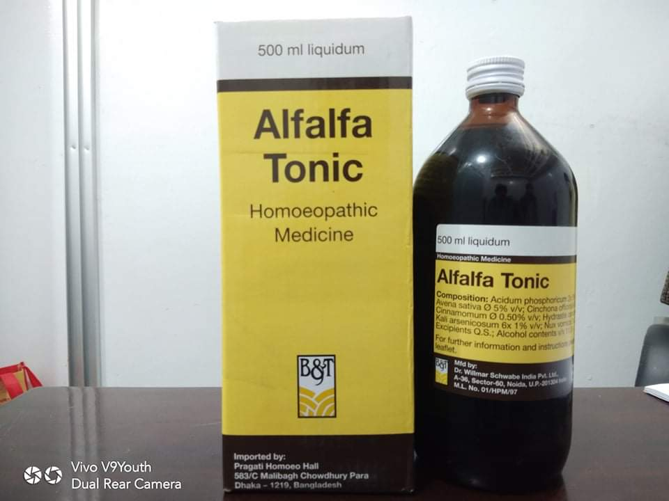 B & T Alfalfa